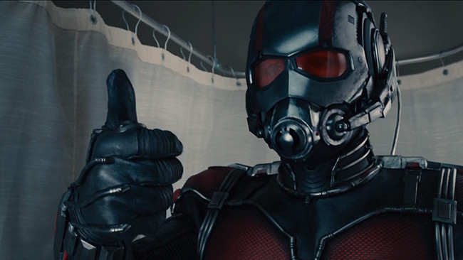 Paul Rudd Ant Man Movie