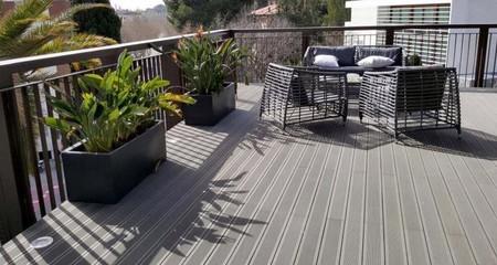 Cenas al aire libre nueve claves para un exterior lleno - Cubrir terraza barato ...