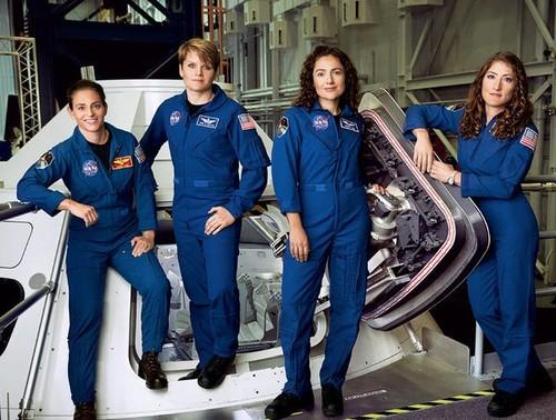 La explicación de por qué hay más hombres que mujeres en el espacio