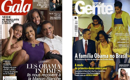 Obama Familia