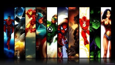 Si te gustan los súper héroes, tienes películas para rato, esto es un abrebocas de lo que viene