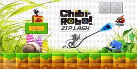 Chibi-Robo! Zip Lash nos muestra sus primeros minutos de juego