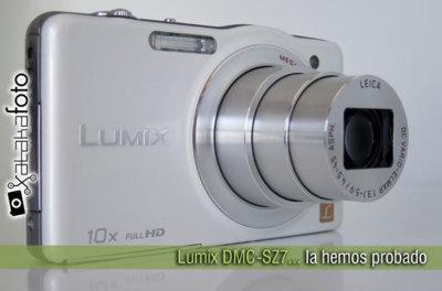 La Panasonic Lumix SZ7 pasa por nuestras manos