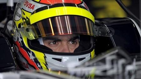 Williams F1 elige a Pastor Maldonado para ser el primero en subirse en los test de Montmeló