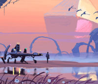 Nunca dejaré de sorprenderme con lo inmenso de No Man's Sky [E3 2015]