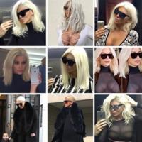 ¿Quién es quién? Jelena Karleusha acusa a Kim Kardashian de robarle su estilo
