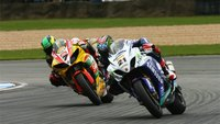 British Superbikes 2011: John Hopkins inicia a lo grande el Showdown en Donington Park