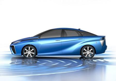 Toyota FCV en el Salón de Tokio 2013