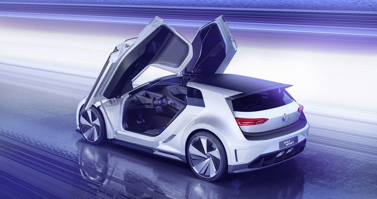 Foto de Volkswagen Golf GTE Sport Concept (12/43)