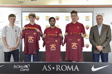 Fnatic entra en FIFA de la mano de la AS Roma
