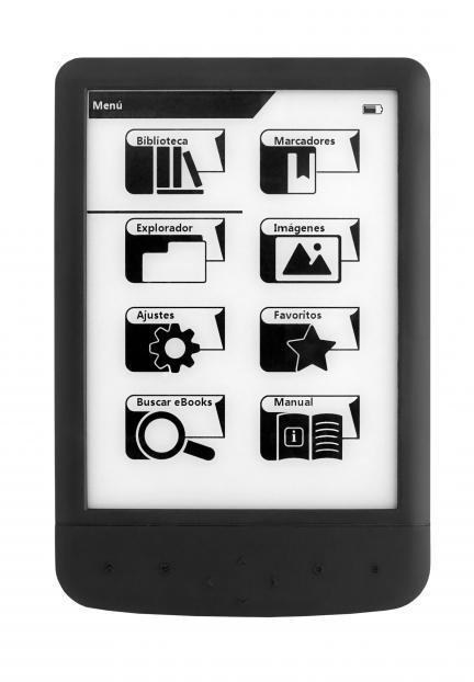 Woxter Scriba 190 Pearl, nuevo lector ebook más compacto y rápido