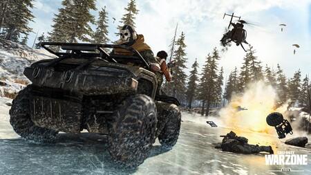 Call of Duty: Warzone saca pecho al superar los 100 millones de jugadores