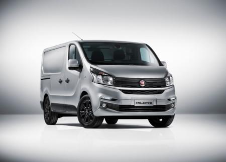 La nueva furgoneta de Fiat se llama Talento