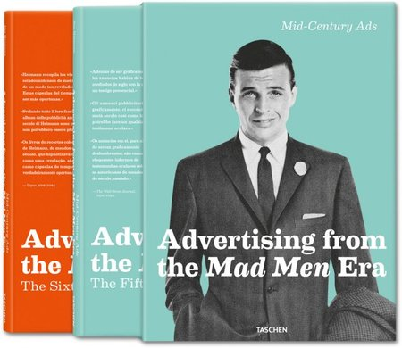 'Advertising from the Mad Men Era', los anuncios de la época de oro de la publicidad