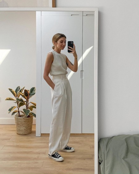 Outfit Blanco Verano 2020 06