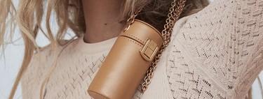 Ocho microbolsos de Zara con los que llevar lo justo se convierte en una cuestión de estilo