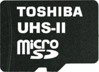 Toshiba sube la apuesta de sus microSD hasta los 260 MB/s