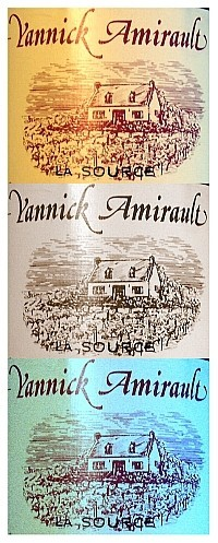 Yannick Amirault Saint-Nicolas-de-Bourgueil La Source 1999