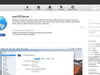 macOS Server cambia de enfoque y se deshará de algunas funciones esta primavera