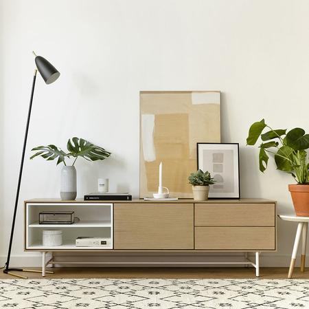 Muebles de televisión con descuento