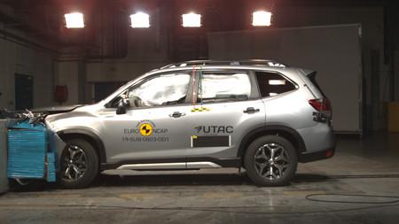 Subaru Forester Euro Ncap