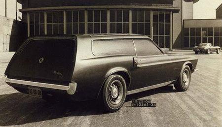 El Ford Mustang Station Wagon sí existió como prototipo
