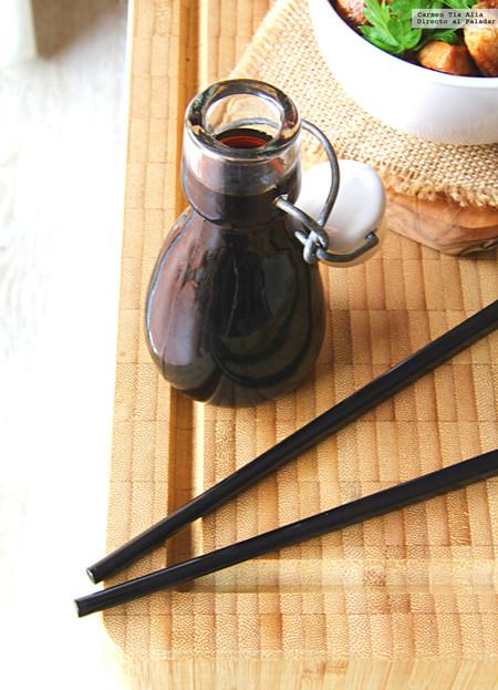 Cómo hacer salsa teriyaki casera, receta fácil y rápida para llenar tus platos de sabor