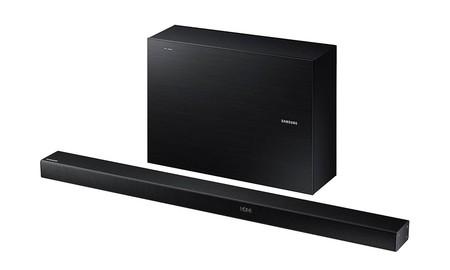 Samsung HW-K650: una gran barra de sonido por sólo 289 euros en PCComponentes esta semana