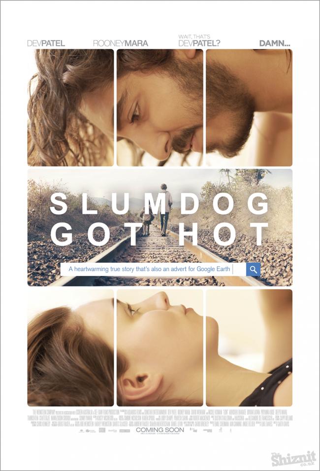 Honest Posters Oscars Lion