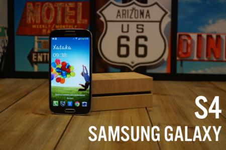 Samsung tendrá una variante del Galaxy S4 con conectividad LTE-Advanced