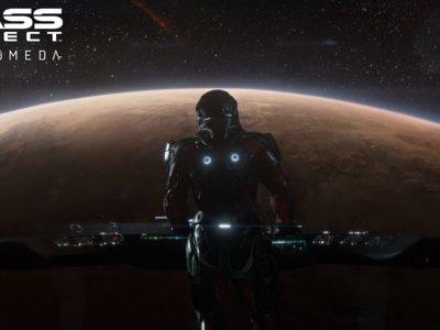 Krogan y mochilas cohete, así es el supuesto primer gameplay de Mass Effect: Andromeda