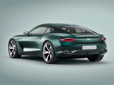 Confirmado: el Bentley EXP 10 Speed 6 llegará a la producción, dejando por el camino a otro SUV