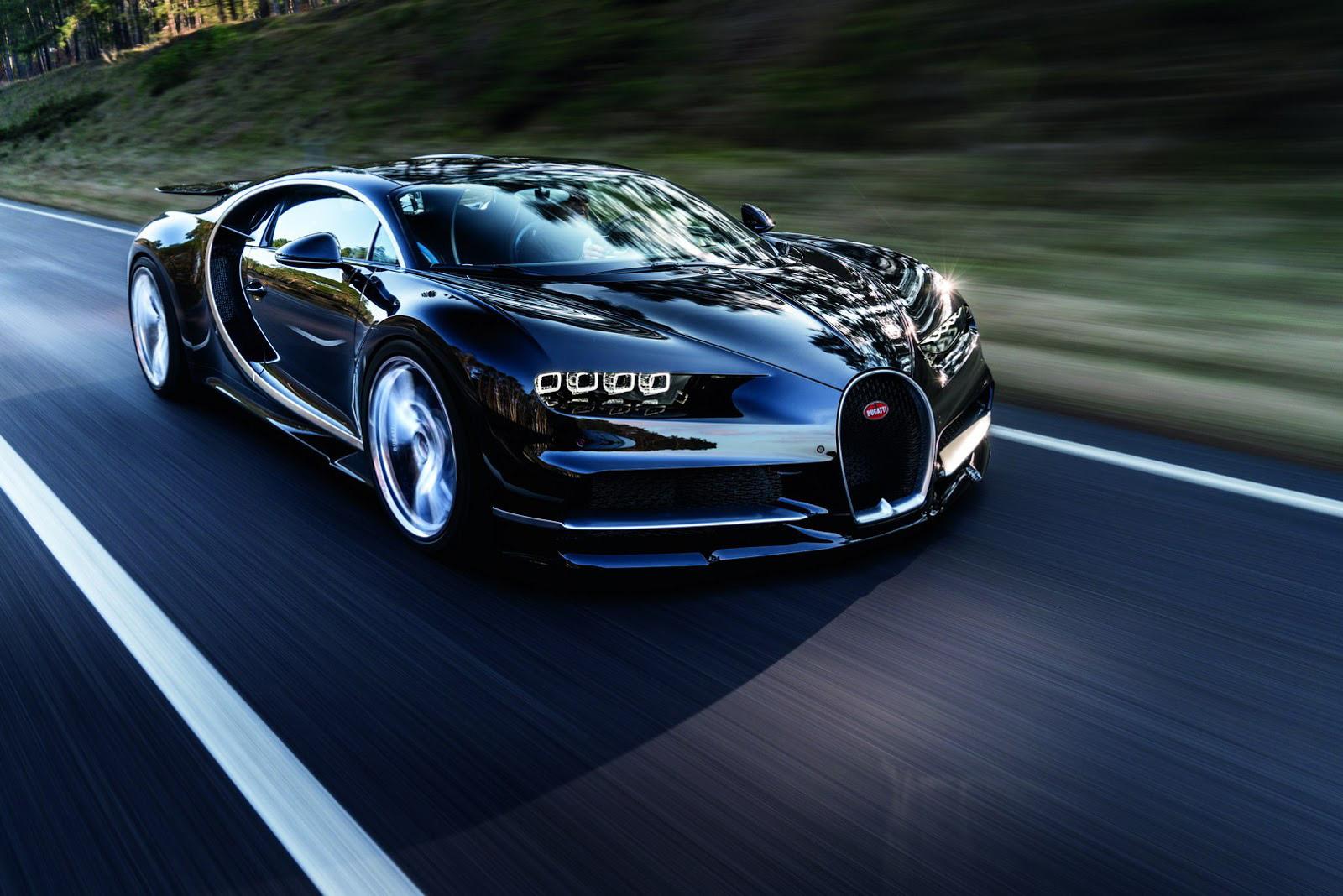 Foto de Bugatti Chiron (40/60)