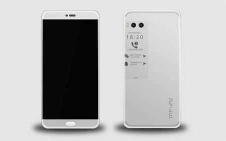 Meizu Pro 7: todo lo que sabemos del móvil con doble pantalla que estrenará el Helio X30 de Mediatek
