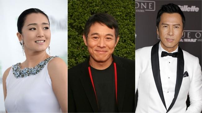 Mulan Actores