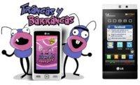 LG GD880 Mini y el móvil de Trancas y Barrancas, novedades en Orange