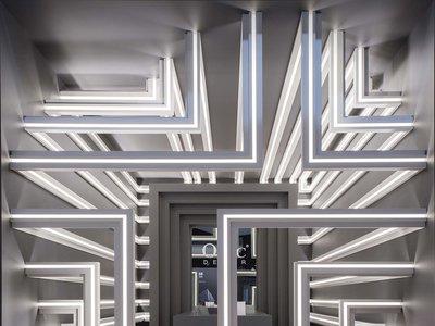 Modern, la nueva colección de molduras de Orac Decor inspirada en el menos es más
