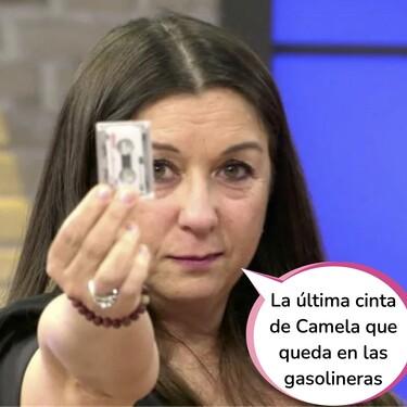¡Es viral! El surrealista momentazo de Cristina Cárdenas (examiga de Rociíto) en 'Viva la vida' con el que Emma García ha llorado de la risa