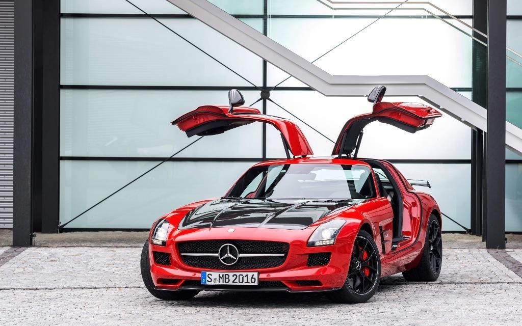 Foto de Mercedes-Benz SLS AMG GT Final Edition 2014 (16/26)