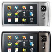 Samsung CP3, reproductor MP3 con una posible cámara
