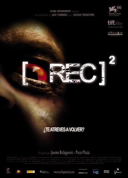 '[REC] 2', cartel oficial