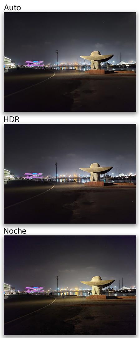 Samsung Galaxy S10 Lite Auto Hdr Noche