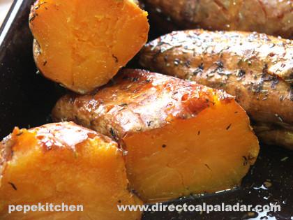 batatas asadas