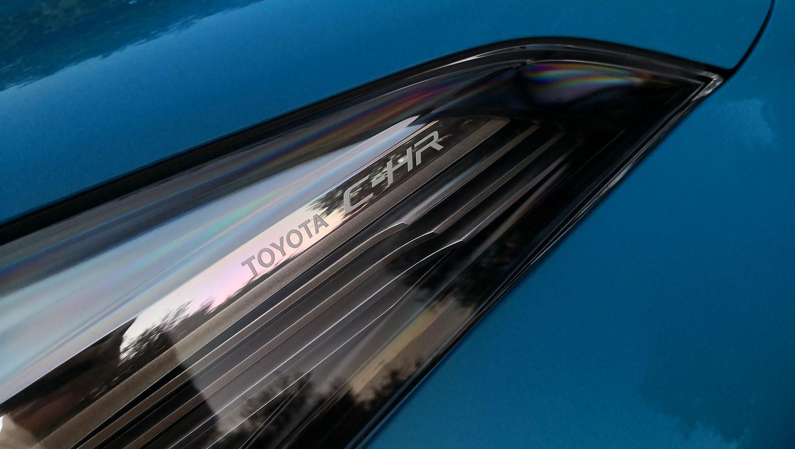 Foto de Toyota C-HR Dynamic Plus - Fotos interiores y detalles (13/15)