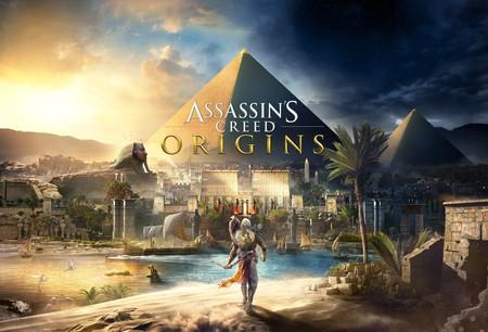 Anunciado oficialmente Assassin's Creed: Origins con su primer tráiler y gameplay [E3 2017]