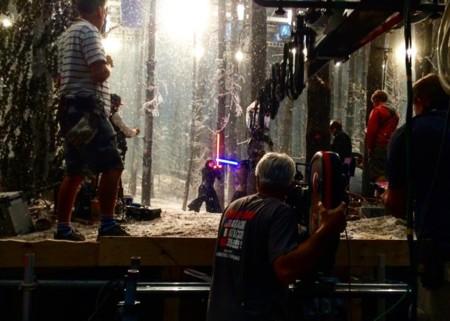 'Star Wars: El despertar de la Fuerza' y su asombrosa combinación de efectos visuales