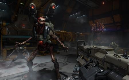 Los peligrosos mapas del modo multijugador de Doom salen a escena en un nuevo tráiler