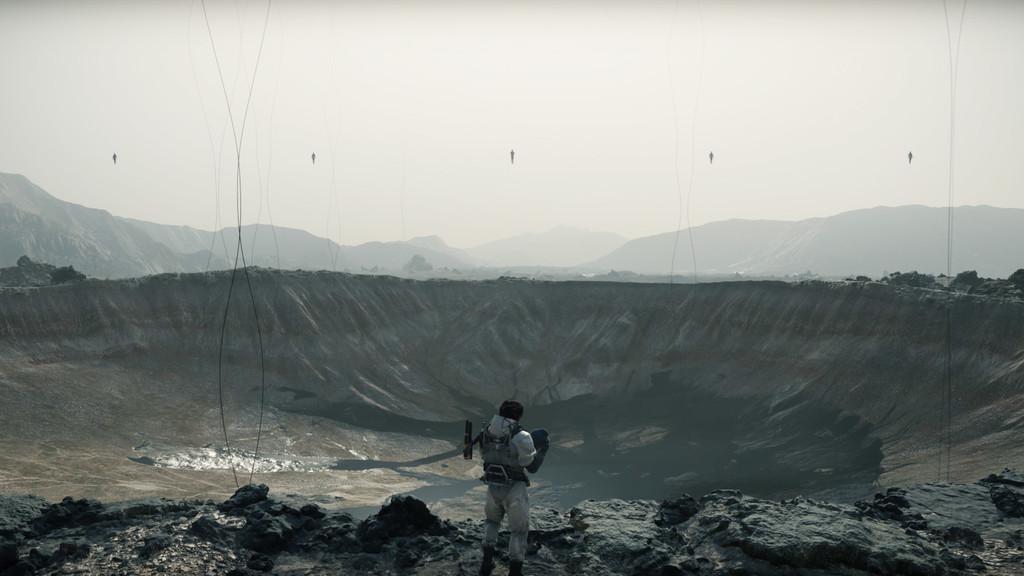 Nuevos detalles sobre Death Stranding: un mundo abierto interconectado que romperá la cuarta pared y nos dejará controlar la cámara
