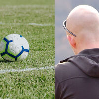 Cuando una cámara controlada por inteligencia artificial retransmite el fútbol y confunde la cabeza de un árbitro calvo con el balón
