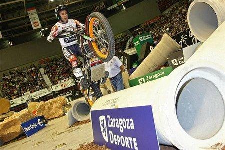 Arranca el Campeonato de España de Trial Indoor 2010 con Toni Bou de nuevo en lo alto